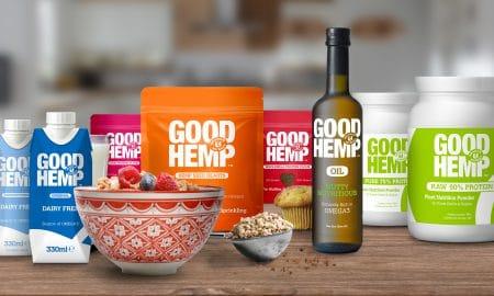 Good Hemp Product Range