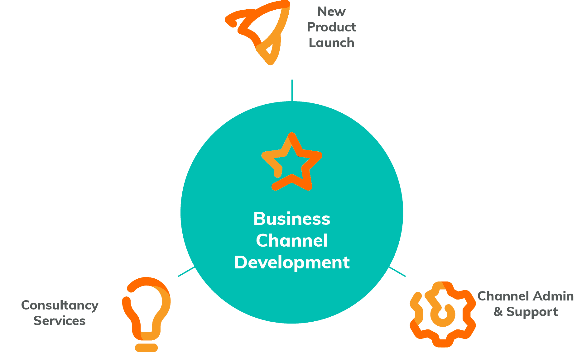 Business Channel Development: New Product Launch | Channel Admin & Support | Consultancy Services